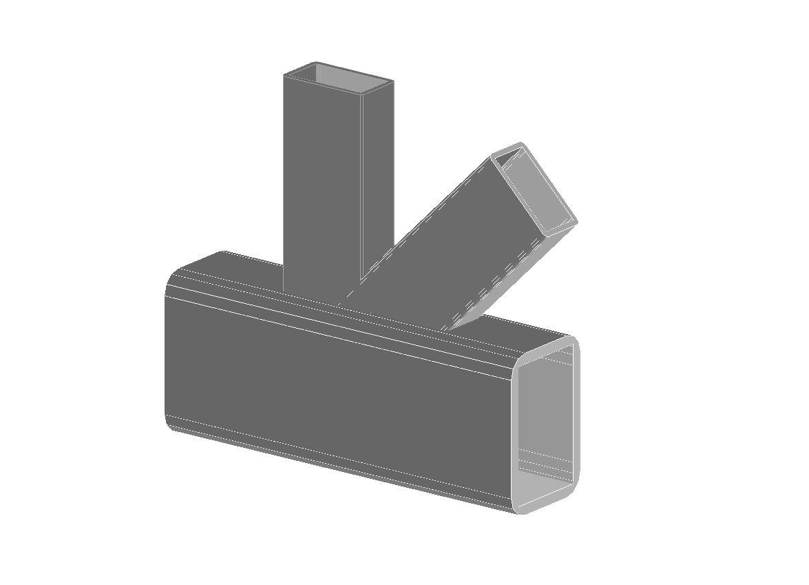 Stalowa połączenia elementów - elementy kratownicowe